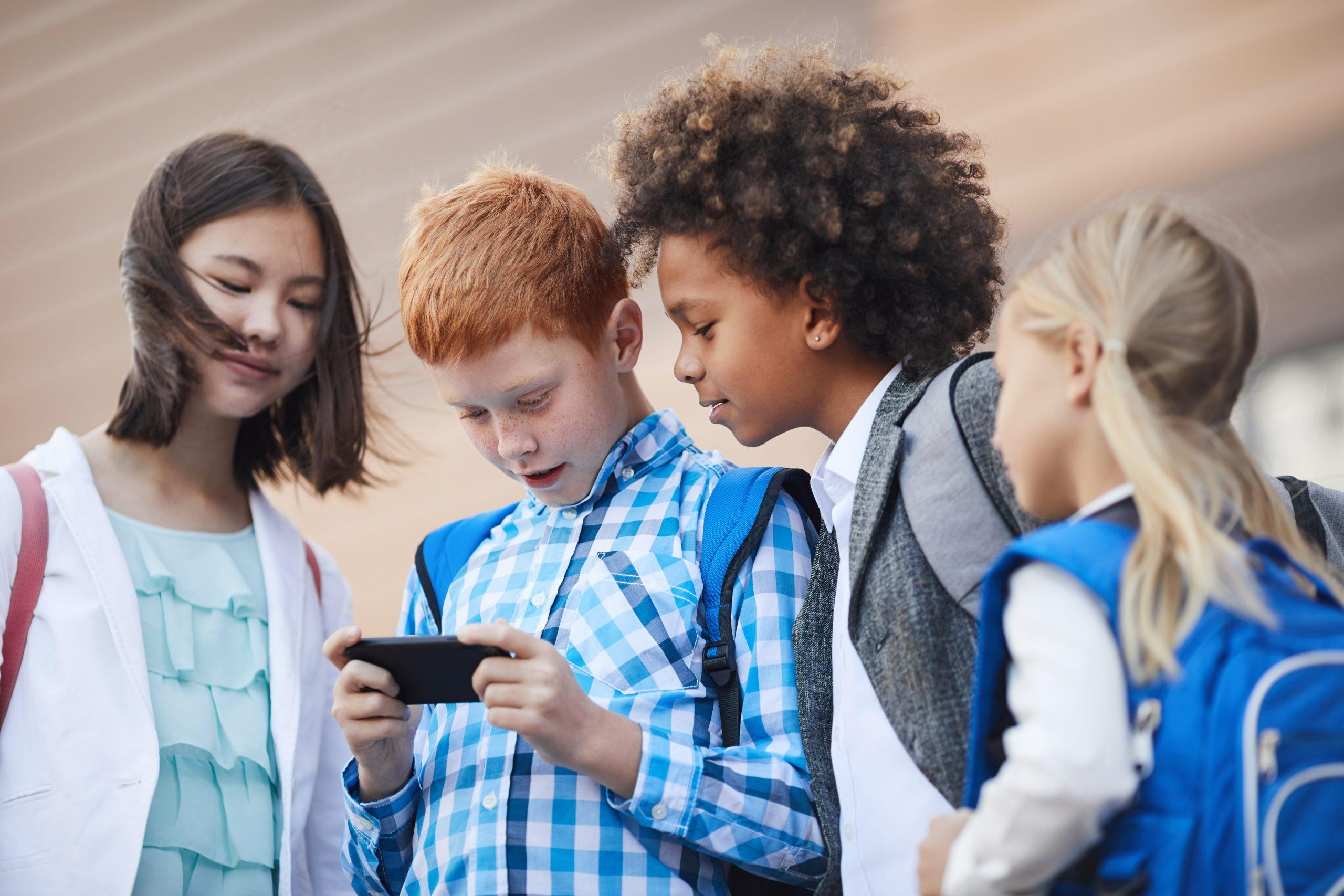 deca i društvene mreže